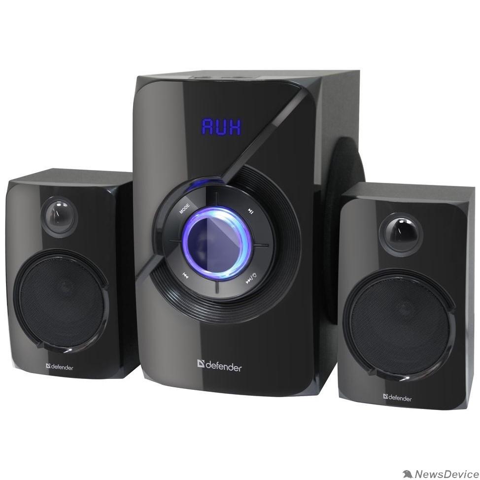 Колонки Defender X420 40Вт, Bluetooth, FM/MP3/SD/USB 65525