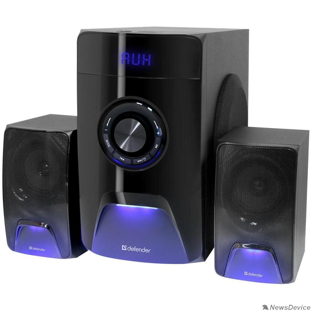 Колонки Defender X500 50Вт, Bluetooth, FM/MP3/SD/USB 65526
