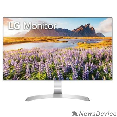"""Монитор LCD LG 27"""" 27MP89HM-S серебристый IPS LED 1920x1080 5ms 16:9 250cd 178гр/178гр HDMI D-Sub 2x5W"""