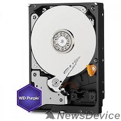 "Жесткий диск 4TB WD Purple (WD40PURZ) Serial ATA III, 5400- rpm, 64Mb, 3.5"""