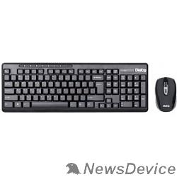 Клавиатура Dialog Клавиатура + мышка KMROP-4020U Pointer RF 2.4G - USB Беспроводной набор , радиоклавиатура + опт. радиомышь 6D