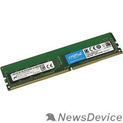 Модуль памяти Crucial DDR4 DIMM 8GB CT8G4DFS824A PC4-19200, 2400MHz, SRx8