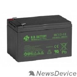 батареи B.B. Battery Аккумулятор BC 12-12 (12V 12Ah)