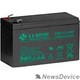 батареи B.B. Battery Аккумулятор HRC 1234 12V 9Ah (12V 9Ah)