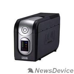 ИБП UPS PowerCom IMD-525AP Line-Interactive, 525VA / 315W, Tower, IEC, LCD, USB