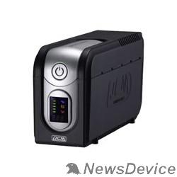 ИБП UPS PowerCom IMD-825AP Line-Interactive, 825VA/495W, Tower, IEC, LCD, USB