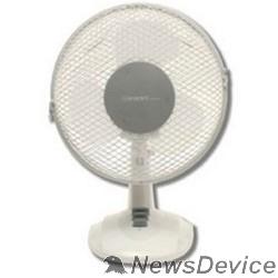 """Вентиляторы FIRST (FA-5550-GR) Вентилятор настольный Мощность  25 Вт.Диаметр 9"""""""" / 23 см."""