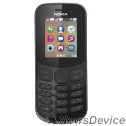 Мобильный телефон Nokia 130 DS TA-1017 BLACK (2017) A00028615