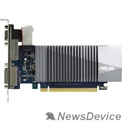 Видеокарта ASUS GT710-SL-2GD5 RTL GT 710 2048Mb 64bit GDDR5 954/5012 DVIx1/HDMIx1/CRTx1/HDCP