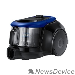Пылесос Samsung VC18M2110SB/EV Пылесос , циклонный фильтр, 1800 Вт, синий