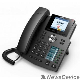 VoIP-телефон Fanvil X4 SIP телефон, с б/п