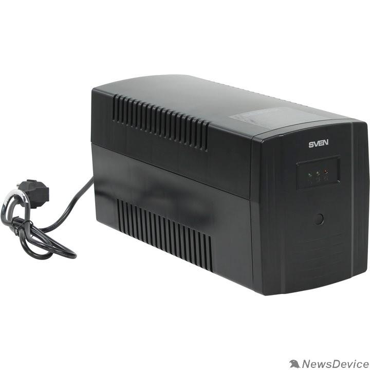 ИБП SVEN Источник бесперебойного питания SVEN  Pro 1000 (USB)