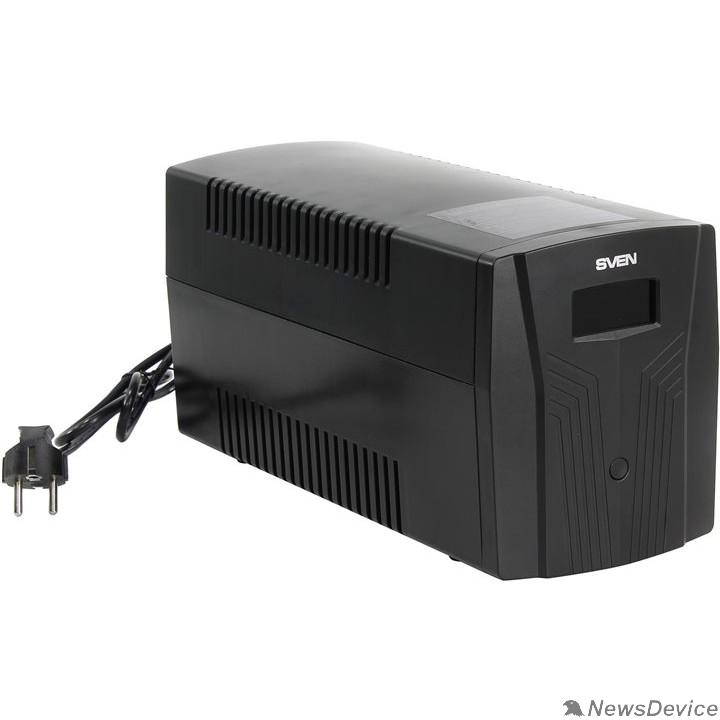 ИБП SVEN Источник бесперебойного питания SVEN  Pro 1500 (LCD, USB)