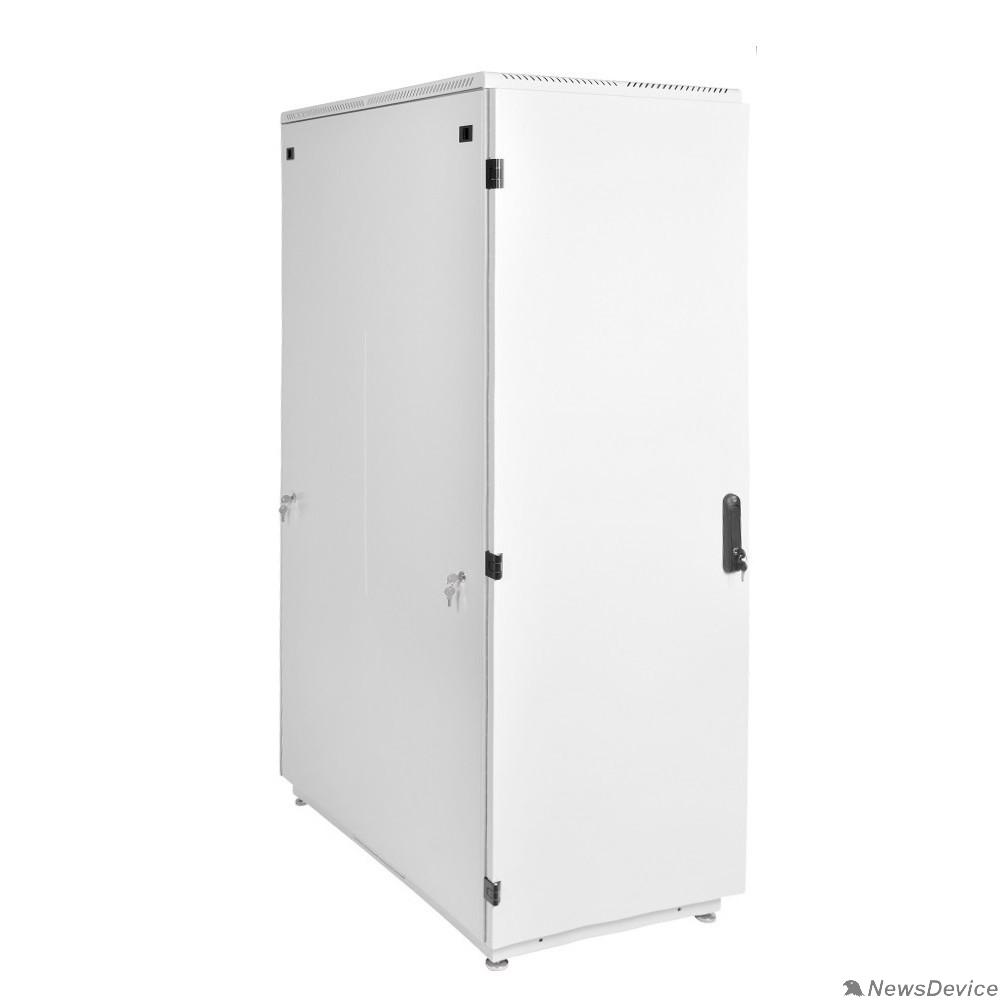 Монтажное оборудование ЦМО Шкаф телекоммуникационный напольный 42U (800х1000) дверь металл  (ШТК-М-42.8.10-3ААА)