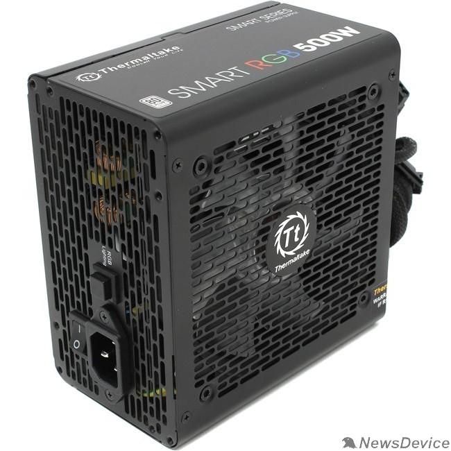 Блок питания Блок питания Thermaltake Smart  RGB  PS-SPR-0500NHSAWE-1  500W / APFC / 80+