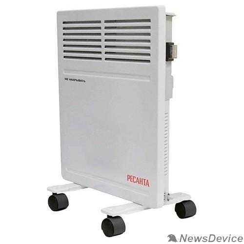 Тепловые пушки Ресанта ОК-500 67/4/9 Конвектор  220-230В, 50Гц, крепление на стенку + на ножках ,500 кВт, 3,7 кг