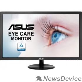 """Монитор ASUS LCD 21.5"""" VP228DE черный TN+film LED 1920x1080 5ms 16:9 200cd 90/65 D-Sub 90LM01K0-B04170"""