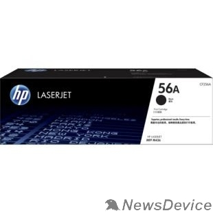 Расходные материалы HP CF256A Картридж HP 56A LaserJet Pro M436N/DN/NDA (7400 стр)