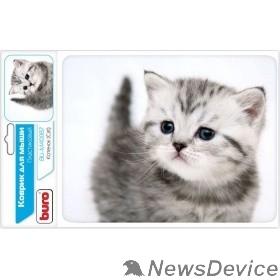 Коврики Коврик для мыши Buro BU-M40087 рисунок/котенок 291848