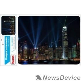 Коврики Коврик для мыши Buro BU-M80010 рисунок/Гонконг 291857
