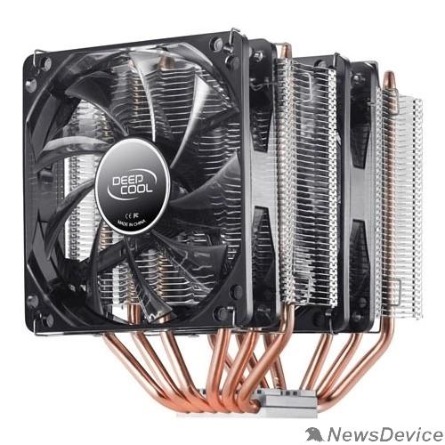Вентилятор Cooler Deepcool  NEPTWIN (V2)  Intel 2011/1366/115*/775/FM1/AM3/AM2, TDP 150W, PWM