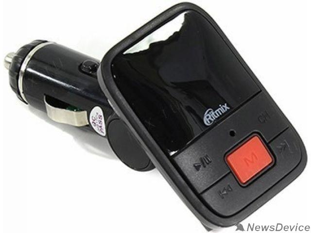 Аксессуар RITMIX FMT-A745  Автомобильный FM-трансмиттер