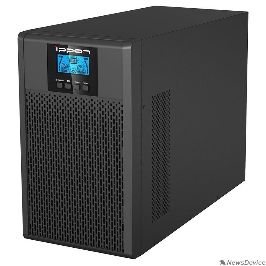 ИБП Ippon Innova G2 3000 black 427360