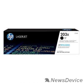 Расходные материалы HP CF540X Картридж 203X Black CLJ Pro MFP M254/280/281 (3200 стр)