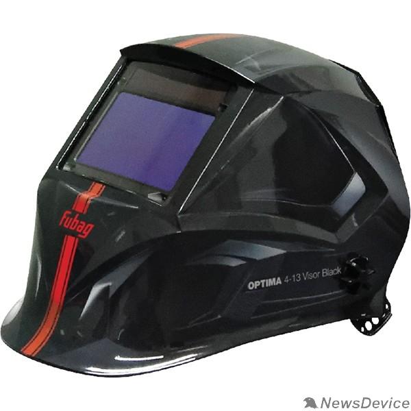 Защитные очки, Маски для сварки, Защитные щитки Fubag Маска сварщика «Хамелеон» OPTIMA 4-13 Visor Black 38438