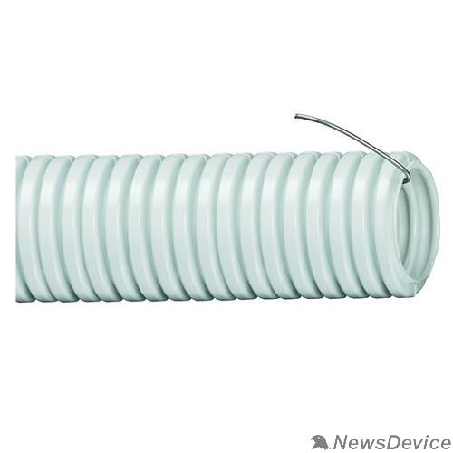гофрированные трубы IEK CTG20-25-K41-050I Труба гофр.ПВХ d 25 с зондом (50 м)