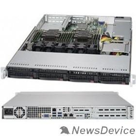 Сервер SuperMicro SYS-6019P-WT Сервер.платформа  1U 2xS3647 TDP165W 4LFF 2xGbE 2xFH 1LP 1x600W