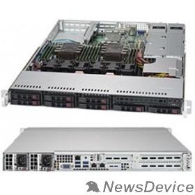 Сервер Supermicro SYS-1029P-WTR Серверная платформа 1U SATA SYS-1029P-WTR SUPERMICRO