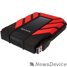 "Носитель информации A-Data Portable HDD 1Tb HD710 AHD710P-1TU31-CRD USB3.1, 2.5"", Black-Red"