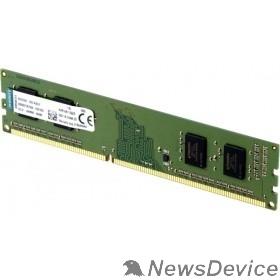 Модуль памяти Kingston DDR4 DIMM 4GB KVR24N17S6/4 PC4-19200, 2400MHz, CL17