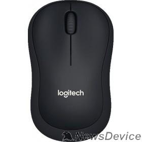 Мышь 910-004881 Logitech B220 Silent Black USB