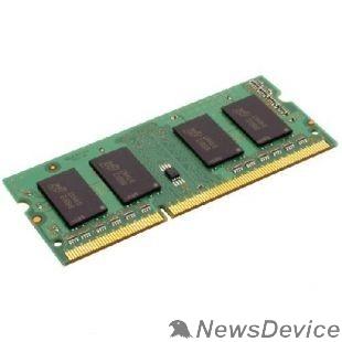 Модуль памяти QUMO DDR3 SODIMM 4GB QUM3S-4G1600C11L PC3-12800, 1600MHz