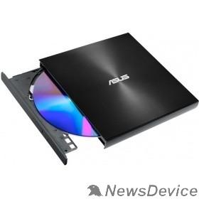 Устройство чтения-записи ASUS SDRW-08U9M-U/BLK/G/AS(P2G), черный  RTL