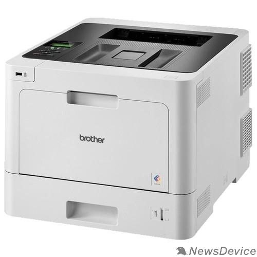Принтер Brother HL-L8260CDW Принтер, A4, цветной лазерный, 31 стр/мин, 256Мб, дуплекс, GigaLAN, WiFi, USB (старт.картриджи 3000/1800стр) (HLL8260CDWR1)
