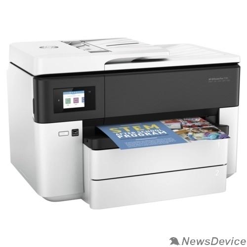 Принтер HP Officejet Pro 7730 <Y0S19A> принтер/сканер/копир/факс, А3, ADF,дуплекс,доп лоток 250лст,22/18 стр/мин,USB,Ethernet,WiFi