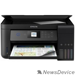 Принтер Epson L4160 (C11CG23403)