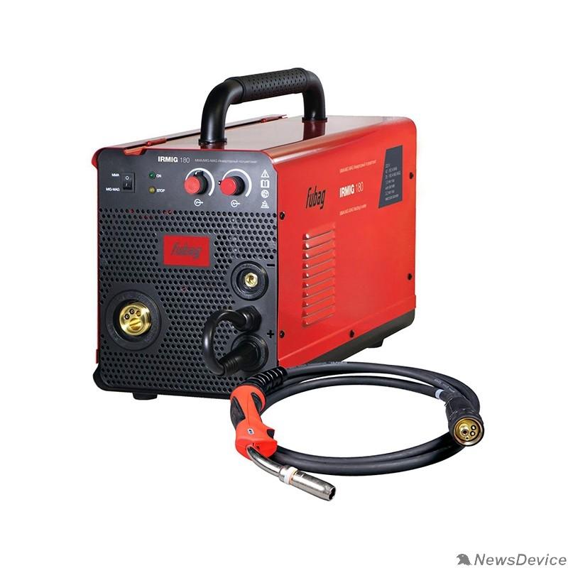 Сварочное оборудование, Инверторы FUBAG Сварочный полуавтомат_инвертор IRMIG 180 (31 432) + горелка FB 250_3 м (38443) 31 432.1