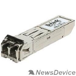 Сетевое оборудование D-Link 211/A1A SFP-трансивер с 1 портом 100Base-FX для многомодового оптического кабеля (до 2 км)