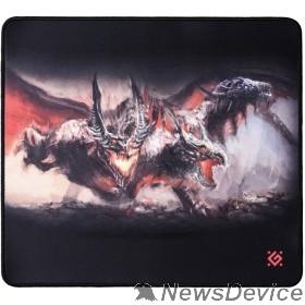 Коврики Defender Игровой коврик Cerberus XXL, 400x355x3 мм, ткань+резина 50556