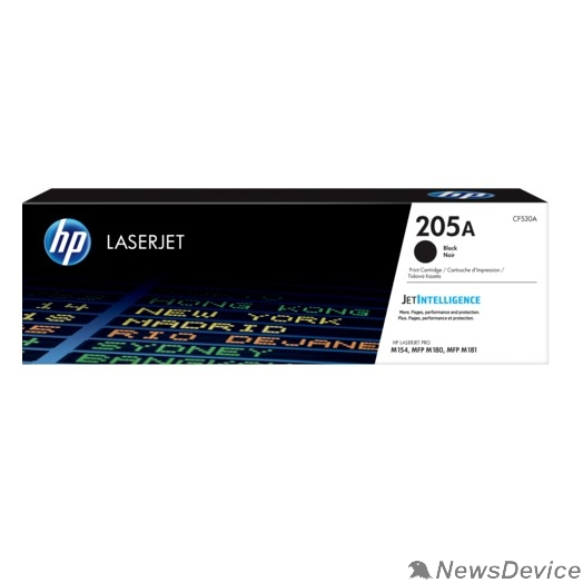 Расходные материалы HP CF530A Картридж, Black HP MFP M180/181, (1100стр.)