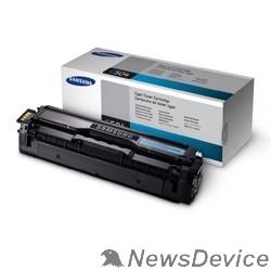 Расходные материалы Samsung CLT-C504S/SEE for CLP-415N/415NW/CLX-4195FN, Cyan (SU027A)