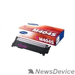 Расходные материалы Samsung CLT-M404S Тонер Картридж пурпурный для Samsung SL-C430/C480 (1000стр.) (SU242A)