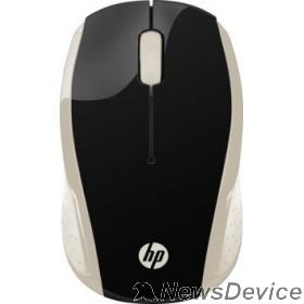 Опция для ноутбука HP 200 2HU83AA Wireless Mouse USB silk gold