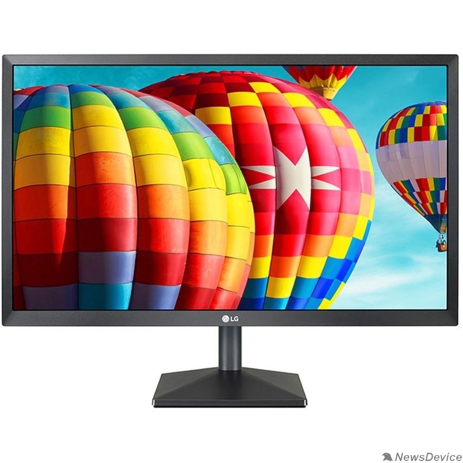 "Монитор LCD LG 23.8"" 24MK430H-B черный IPS LED 1920x1080 75hz 5ms 16:9 178°/178° 250cd D-Sub HDMI"