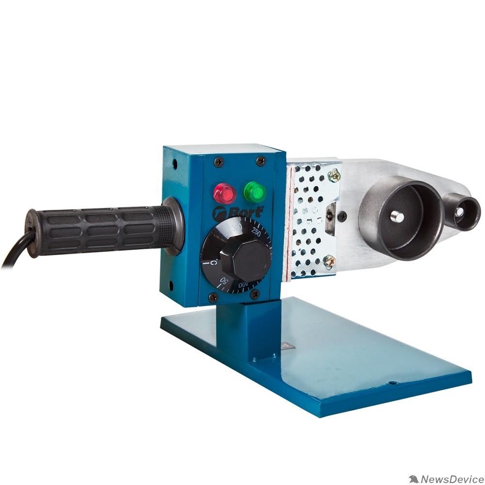 Сварочное оборудование, Инверторы Bort BRS-1000 Аппарат для сварки труб 91271174  1000 Вт, 220 - 240 В, 1, 5 кг, набор аксессуаров 6 шт