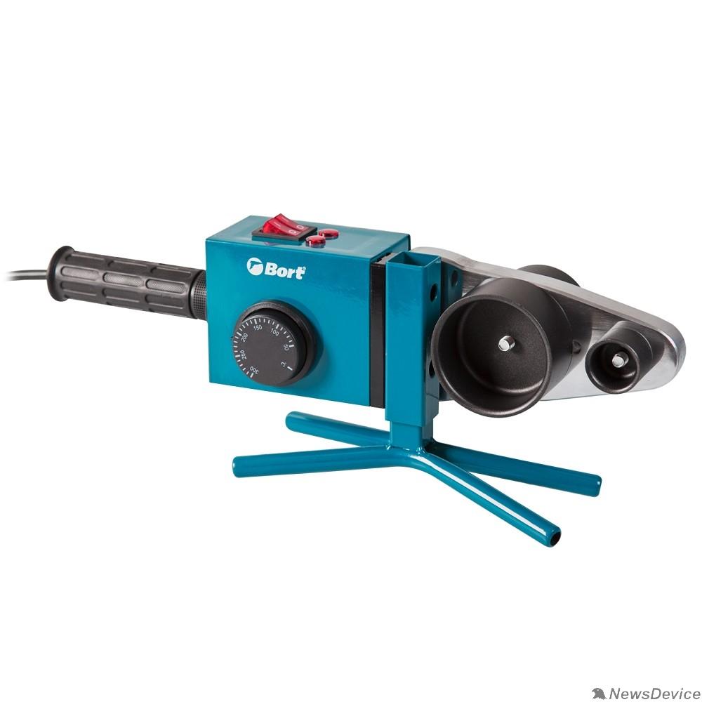Сварочное оборудование, Инверторы Bort BRS-2000 Аппарат для сварки труб 91271181  1500 Вт, 220 - 240 В, 1, 5 кг, набор аксессуаров 13 шт